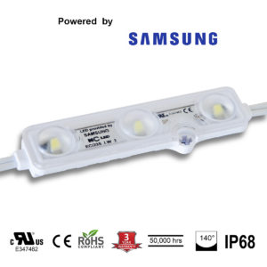 Cool White 3 Wide Angle Lights LED Modules