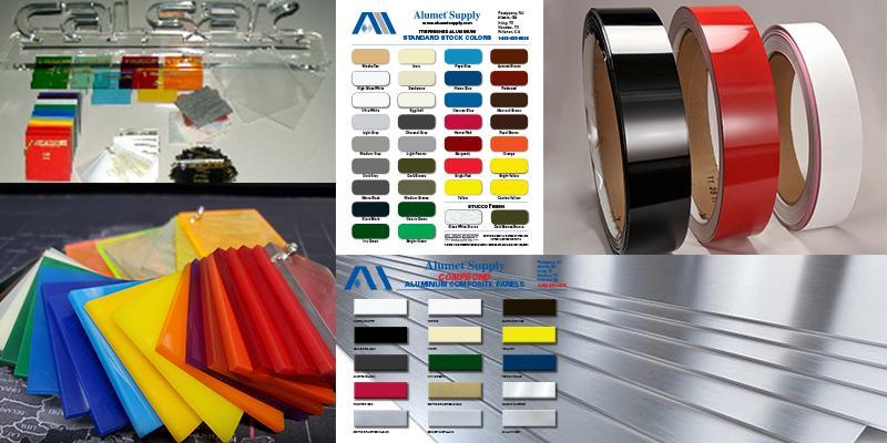 Aluminum & Plastics